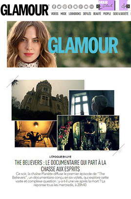 the believers, article, presse, média, glamour,