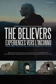 The Believers, Saison 2, poster, paranormal, série, documentaire, sandy lakdar, jonathan dailler, épisode,