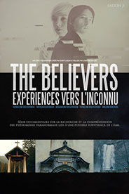 The Believers, Saison 3, poster, paranormal, série, documentaire, sandy lakdar, jonathan dailler, épisode,